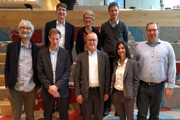 TiFN projects impress Fromageries Bel delegation