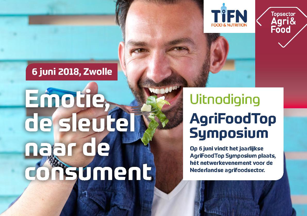 6 June: AgriFoodTop Symposium